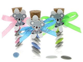 Eprouvettes Koala, Dragéeslad