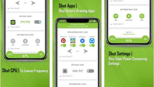 دانلود shutapp real battery saver
