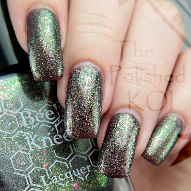 Bee's Knees Lacquer The Attor