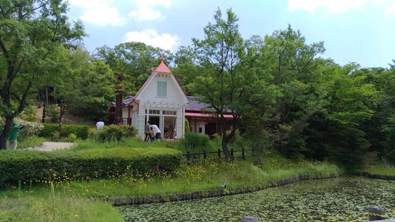 地球 公園 記念 愛 博