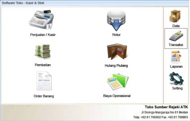 Download Software Toko Kasir Full Version