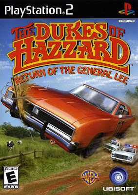 The Dukes Of Hazzard Return Of The General Lee 2004 PS2 NTSC Sub