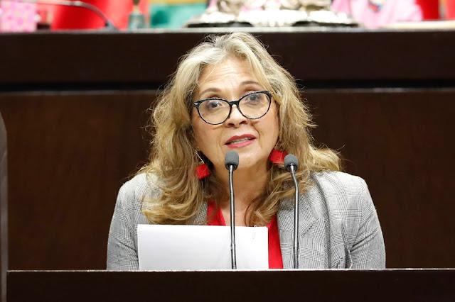 """Solicita María de los Ángeles Huerta que UIF y SAT investiguen a """"Mexicanos contra la Corrupción y la Impunidad"""""""
