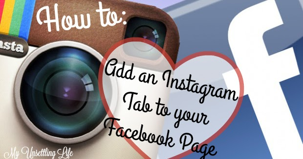 how to connect my facebook page to instagram