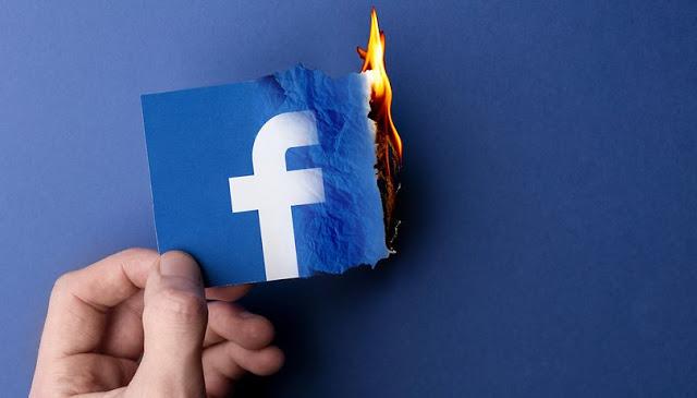 عطل جديد في فيسبوك ولا يمكن الدخول إليه !