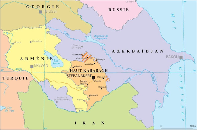 Armenia niega información errónea de medios azerbaiyanos