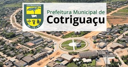 Concurso Prefeitura de Cotriguaçu 2017