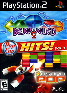 PopCap Hits! Vol. 1 PS2 ISO (Ntsc) (MG-MF)