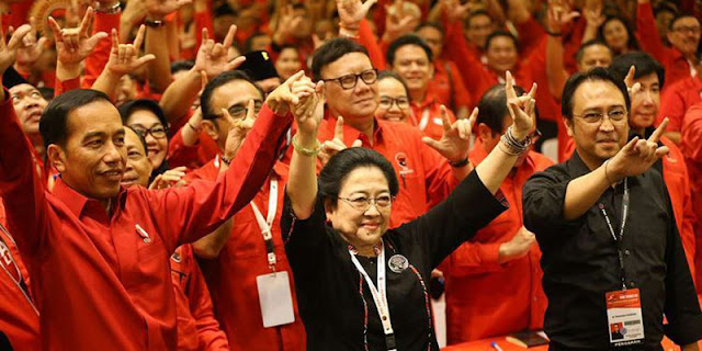 Jaga Trah Soekarno, Peluang Jokowi Gantikan Mega Lebih Kecil Dibanding Puan atau Prananda