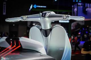 Yamaha Glorious, Skutik Mewah Berdarah Eropa