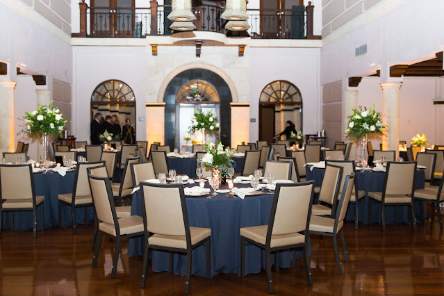 ballroom at isleworth country club