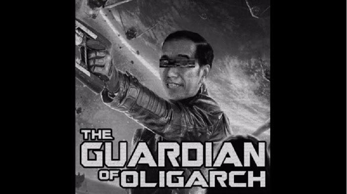 Abaikan Kesejahteraan Rakyat, Jokowi Dijuluki BEM Udayana 'The Guardian of Oligarch'