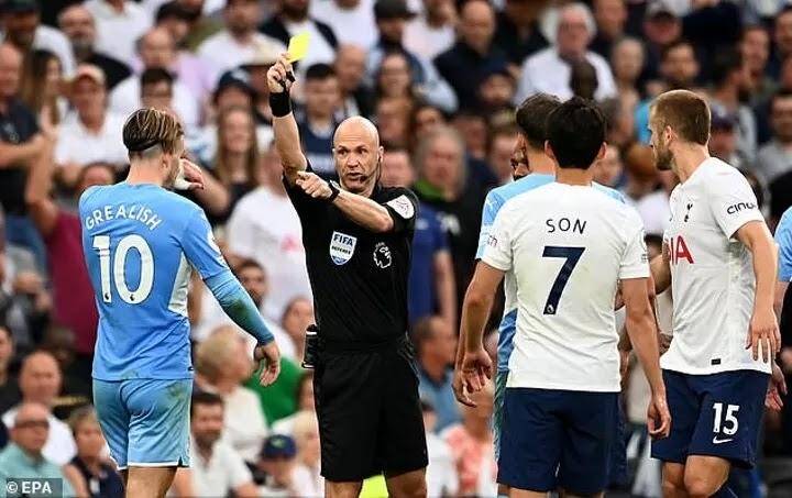 Pep Guardiola hails Jack Grealish's 'incredible debut' for Man City despite defeat by Tottenham