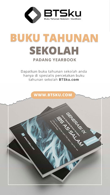 Buku Tahunan Sekolah Yearbook Kota Padang