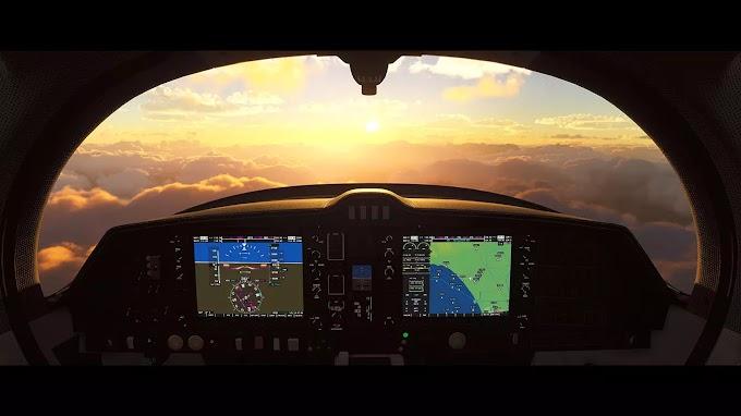 Microsoft Flight Simulator İlk Bakış(inceleme)