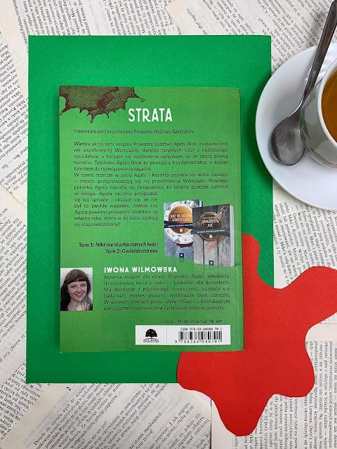 """""""Strata"""" Iwona Wilmowska"""