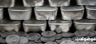 استخدامات الفضة