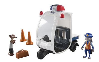 TOYS : JUGUETES - DISNEY Zootropolis  Vehículo moto agente de tráfico : Judy Hoops & Duke Weaselton  Vehículo + Muñecos - Figuras  2016 | PELICULA | Zoopolis | Bizak - TOMY | A partir de 3 años  Comprar en Amazon España