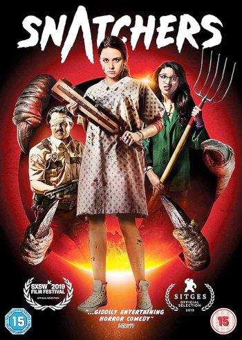 Snatchers: Embarazo alien (2019)   DVDRip Latino HD GoogleDrive 1 Link