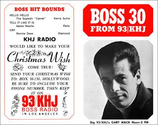 KHJ Boss 30 No. 75 - Gary Mack
