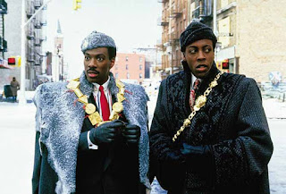 review film coming to america