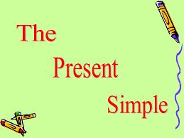 شرح زمن المضارع البسيط (Present Simple Tense) في اللغة الإنجليزية