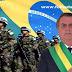 Brasil sobe no ranking das potências militares mundiais