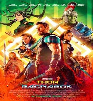Thor 2 release date in Australia