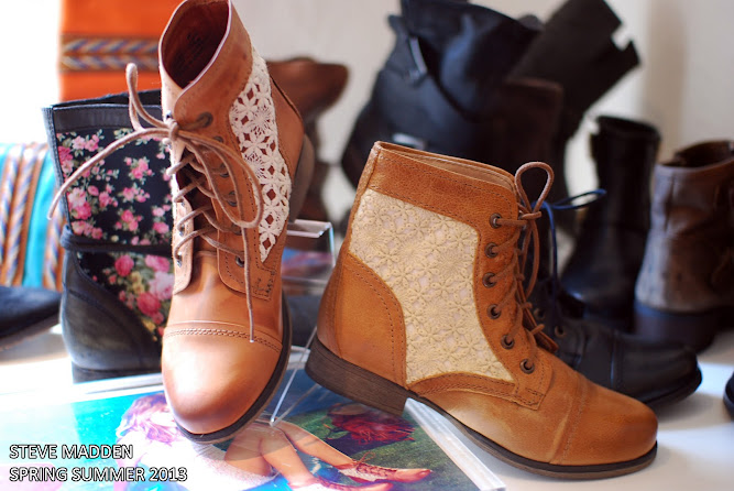 Steve Madden Spring Summer 2013 Preview Shoes