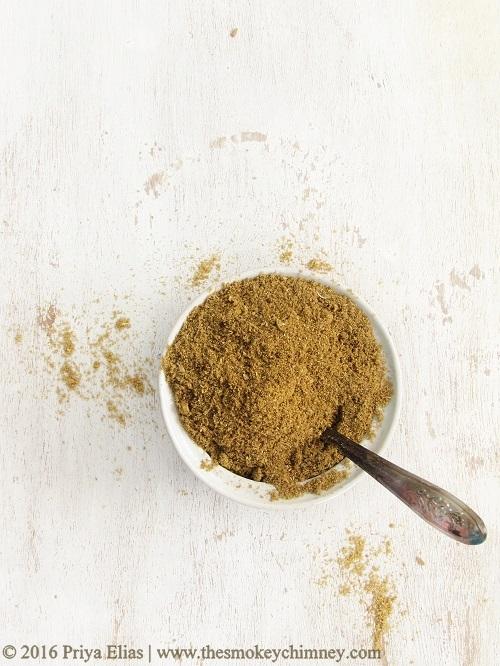 how to eat cumin powder