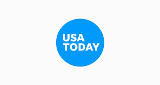 خط لوجو USA TODAY