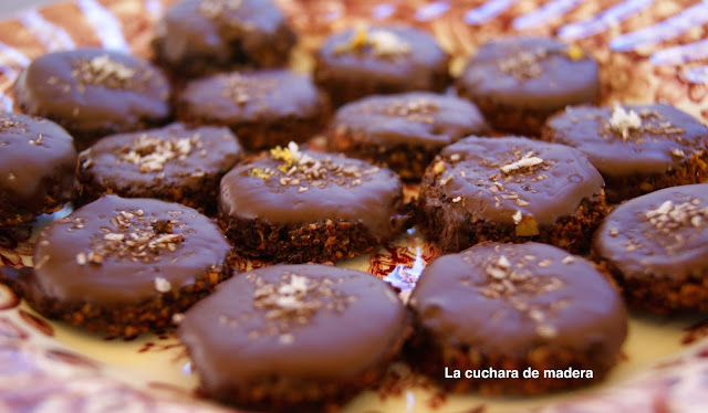 Galletas De Limon, Coco Y Chocolate
