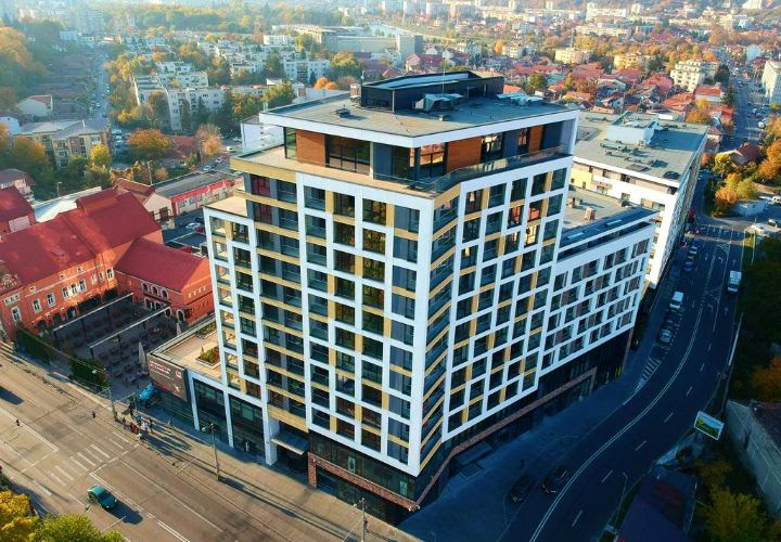 Platinia Hotel Cluj Napoca City