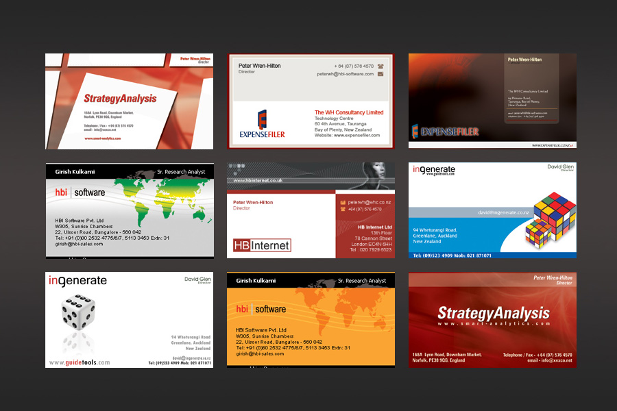 Understanding Importance of Business Card Printing - Business Card ...