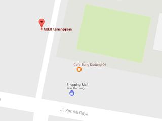 Alamat Kantor Uber Karmel Jakarta