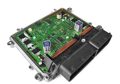 مكونات كمبيوتر السيارة ECU