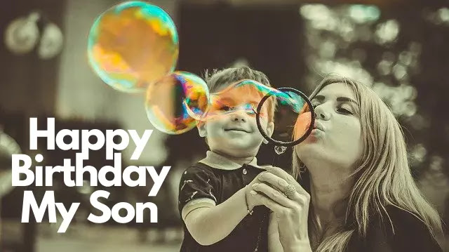 Happy Birthday Wishes in Hindi for Son