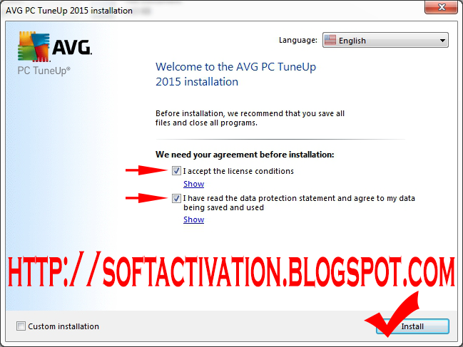 How to Install AVG PC TuneUp 1