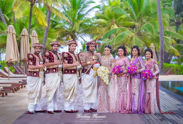 Geethika Rajapaksha Wedding Day | Gossip Lanka Hot News