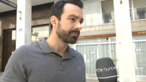 Σάκης Τανιμανίδης: «Όταν είδα φέτος το Survivor μου ξίνιζε λίγο, αλλά με τον καιρό το συνήθισα»