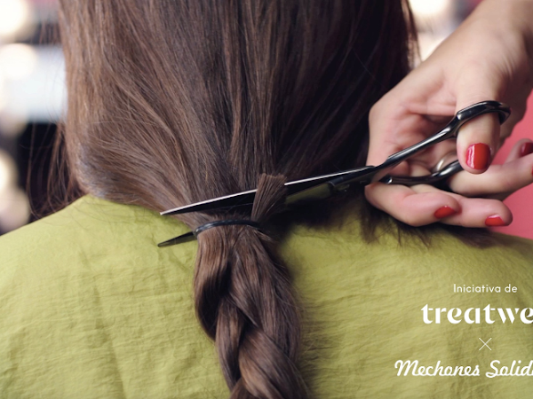 ¿Cómo donar tu pelo? Un cambio de look solidario