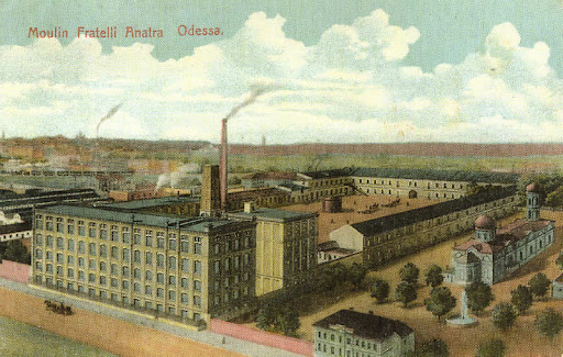 Завод Анатра в Одессе