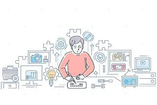 Haruskah Membawa Komputer Ke Tempat Service ?
