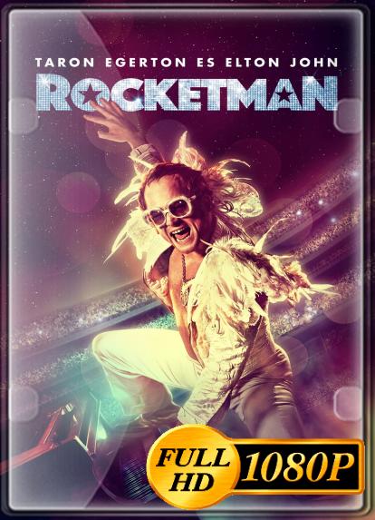 Pelicula Rocketman (2019) FULL HD 1080P LATINO/INGLES Online imagen
