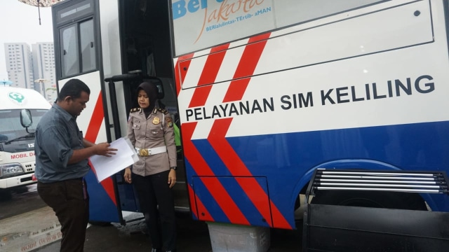 Jadwal SIM Keliling dan Gerai SIM di Jakarta, 5 September 2020