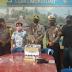 Polresta Payakumbuh Berikan 120 Masker Untuk Wartawan Luhak Limopuluah