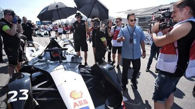 Pemprov DKI Terancam Digugat ke Internasional, Wagub DKI Siap Cari Sponsor Bayar Formula E
