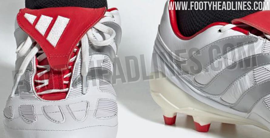 8834567f0130 Exclusive  Adidas Predator Precision David Beckham 2019 Boots Leaked