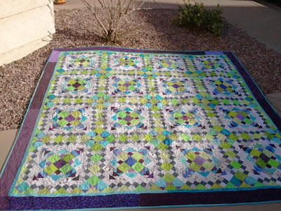 The Modern Diary: Quiltville Mystery Quilts!