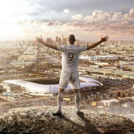 Ibrahimovic Confirms LA Galaxy Exit